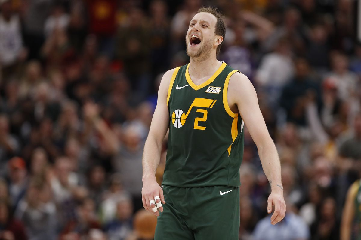 new style 0bcaf 1a0fe Joe Ingles is the realest - SLC Dunk