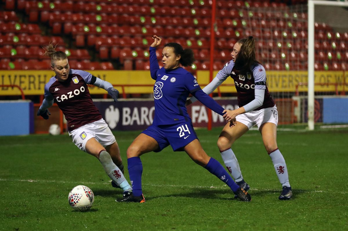 Aston Villa Women v Chelsea Women - Barclays FA Women's Super League