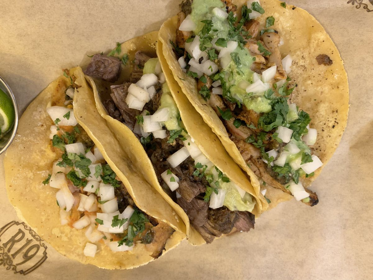 Tacos from Reunión 19