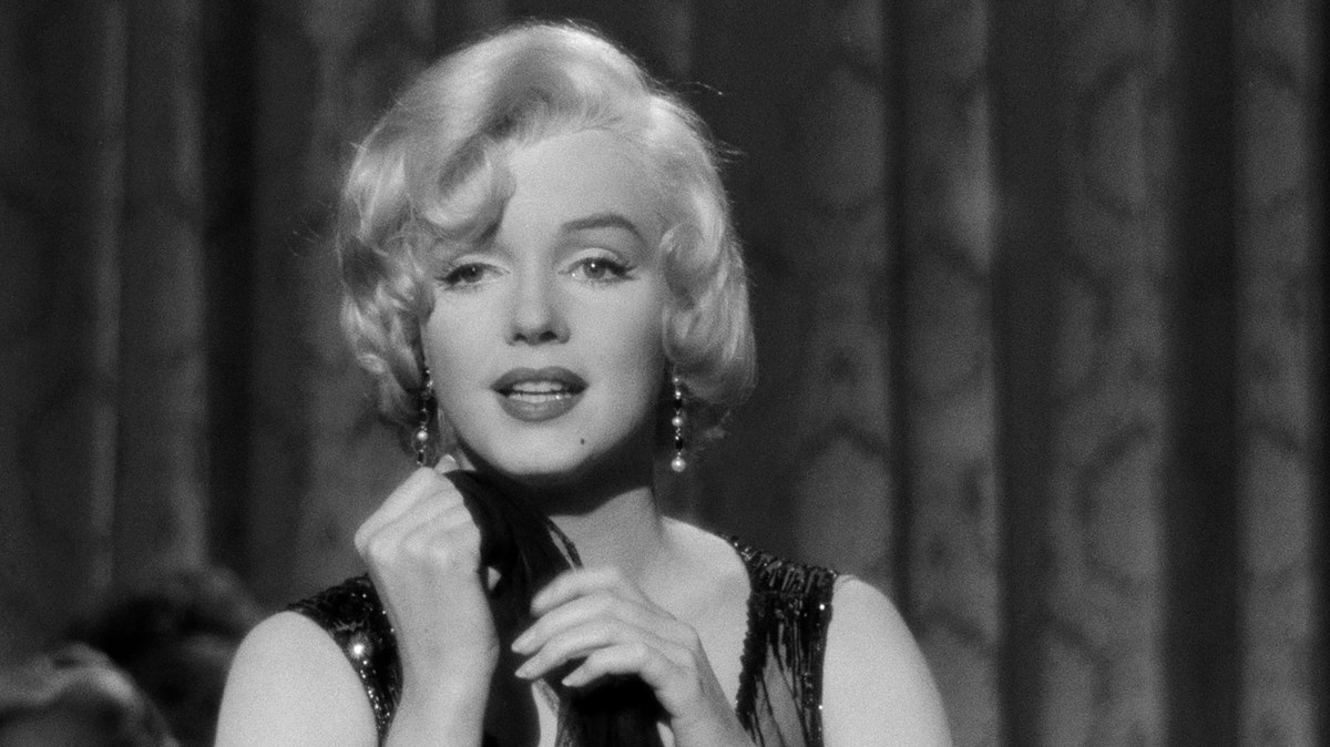 Marilyn Monroe en Some Like It Hot