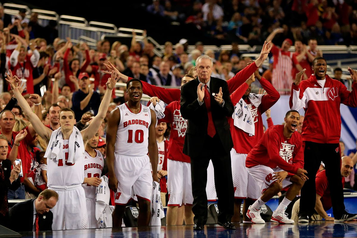 Bo Ryan brings back a talented squad for 2014-2015.
