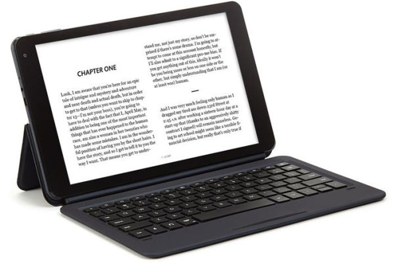 barnes noble unveils a charging dock and keyboard cover for the latest nook