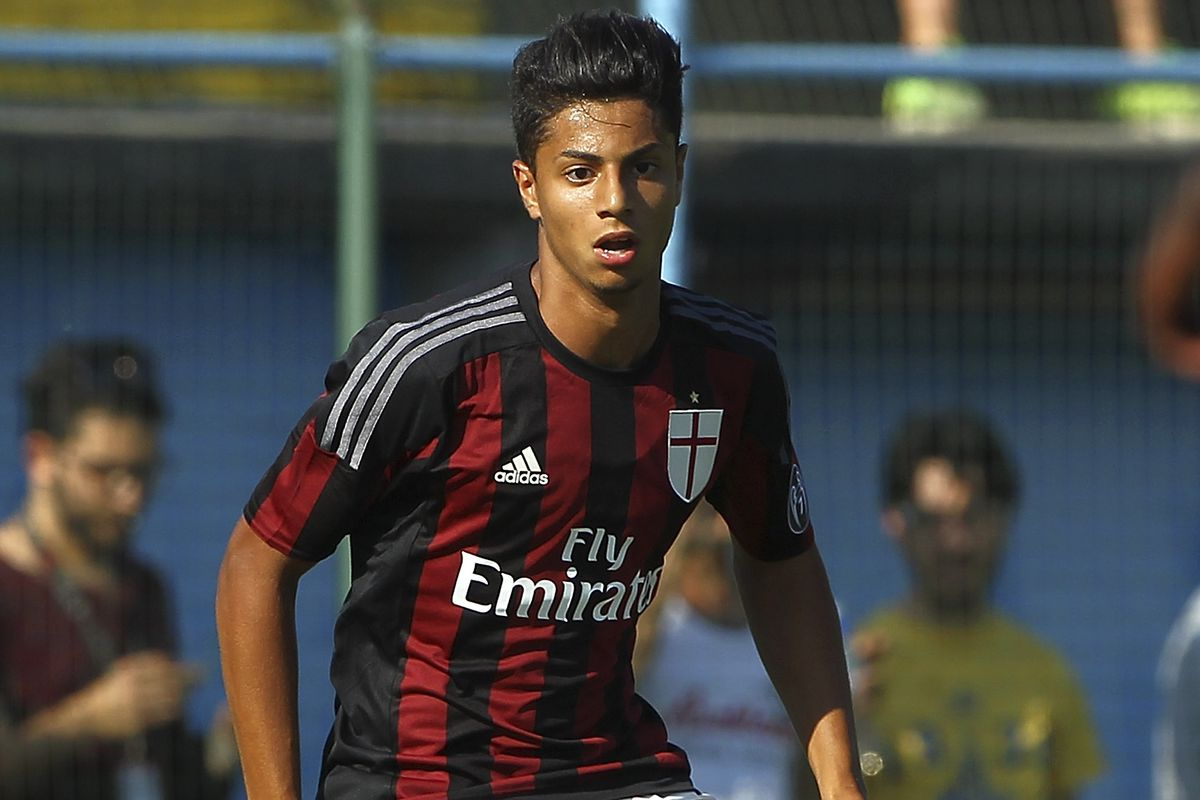 The Moroccan wonderkid is yet to make his first team debut for Milan