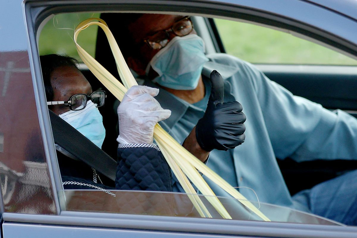 Baltimore Pastor Continues to Hold Limited Church Services Despite Coronavirus