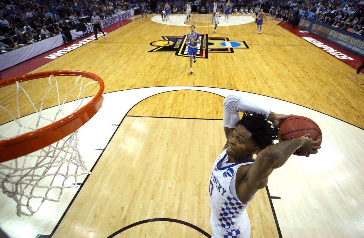 UCLA v Kentucky