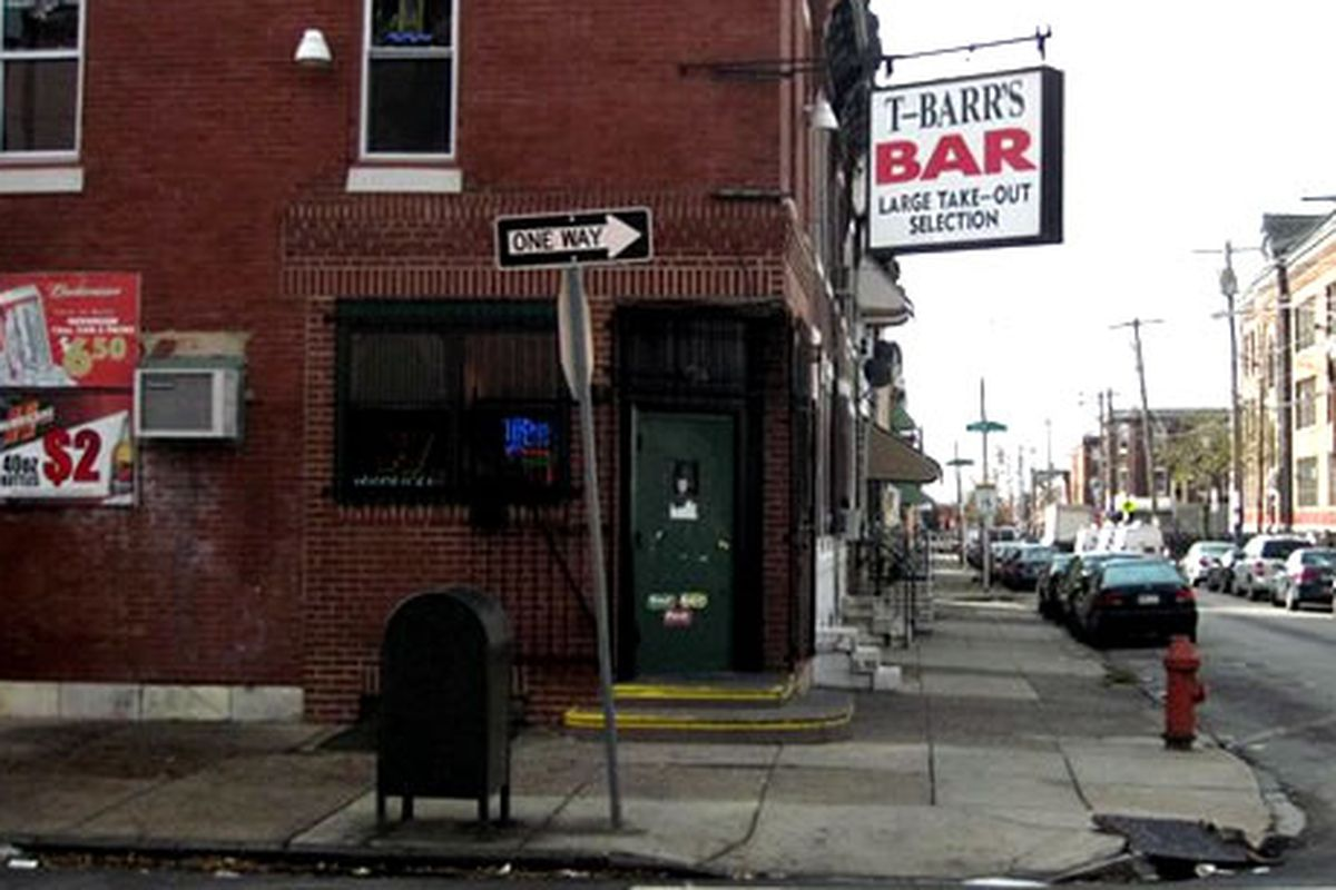 T-Barr's is named in a hit and run suit.