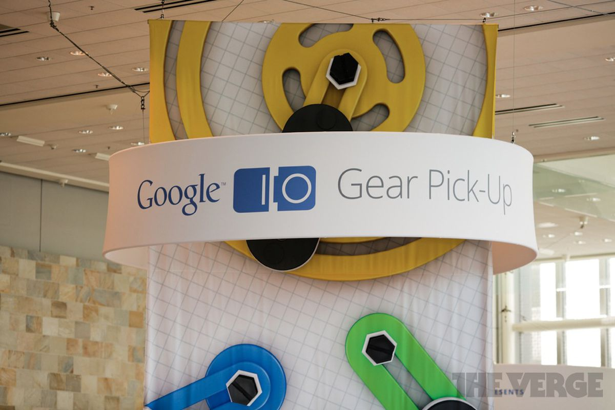 Google IO Lobby 2