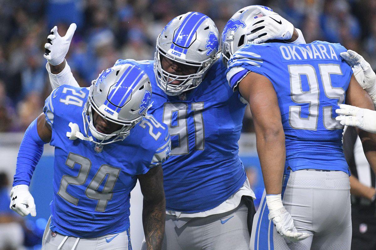 promo code a3156 6334c Notes: The Detroit Lions' uniforms aren't good - Pride Of ...