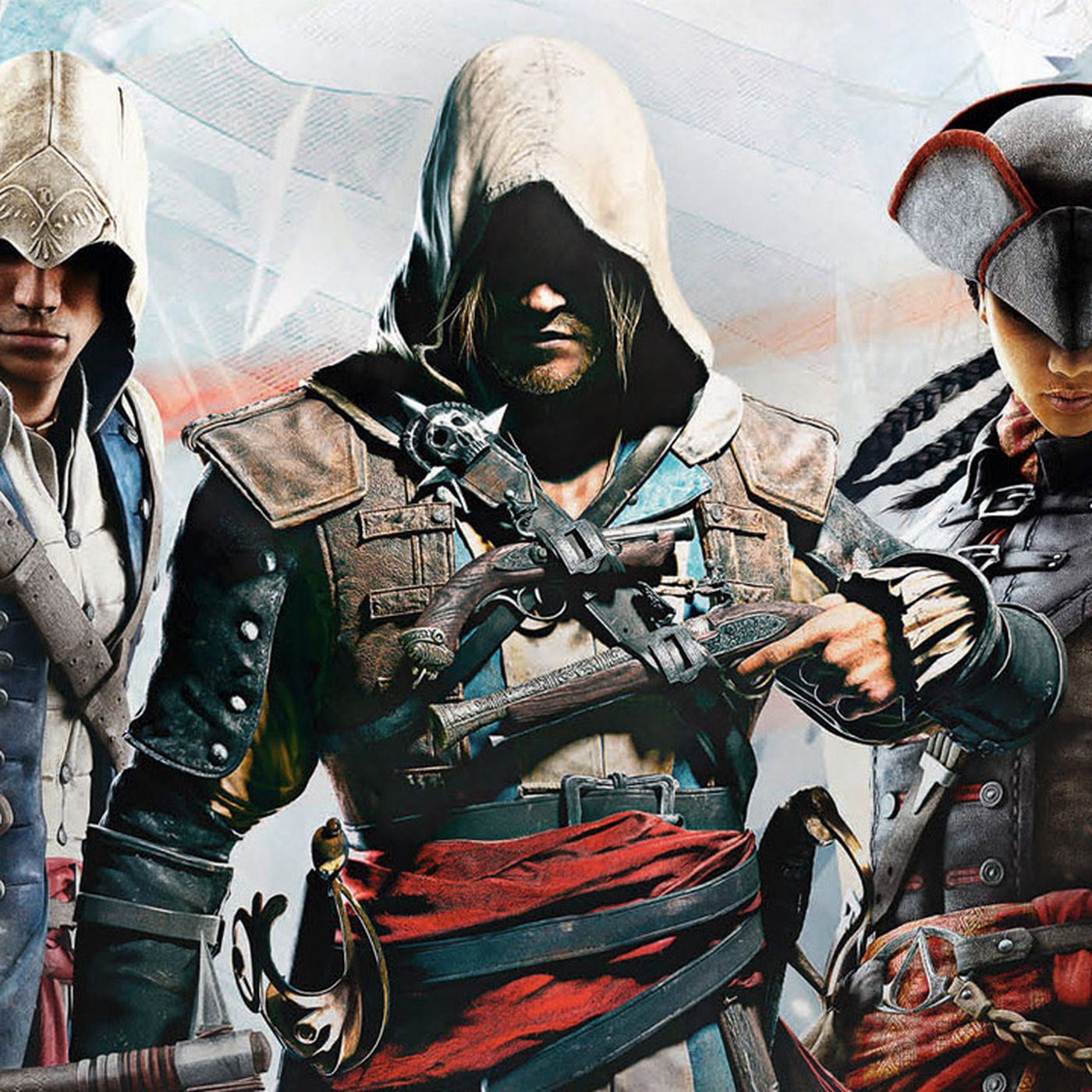 Three Assassin S Creed Games Get Bundled In The Americas