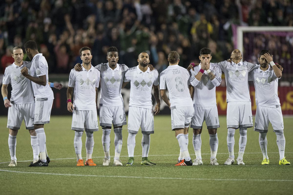 It was an instant classic at Providence Park, but SKC finally finished on the wrong side of it all