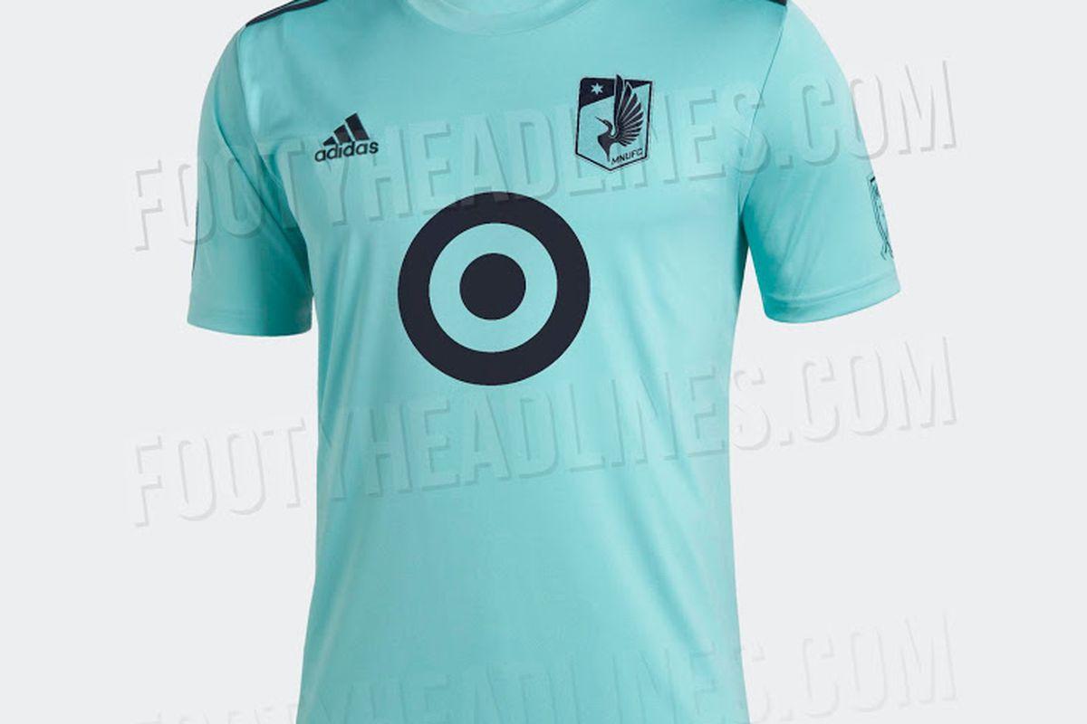 disfruta del precio inferior diseño distintivo nueva productos Has Minnesota United's 2019 Adidas x Parley kit been leaked? - E ...