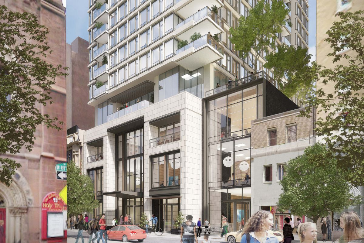 New 1911 Walnut plans reveal shorter tower, low-income