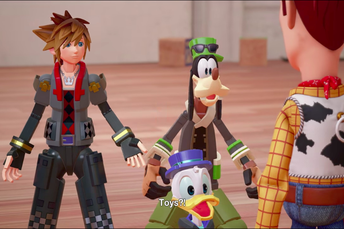 kingdom hearts 3 deluxe edition ps4