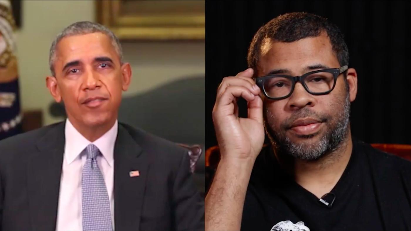 Jordan Peele's Obama PSA is a double-edged warning against