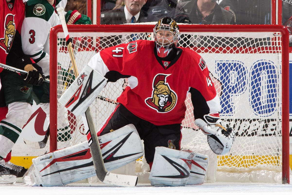 The Week In Fantasy Craig Anderson Is A Conundrum All About The