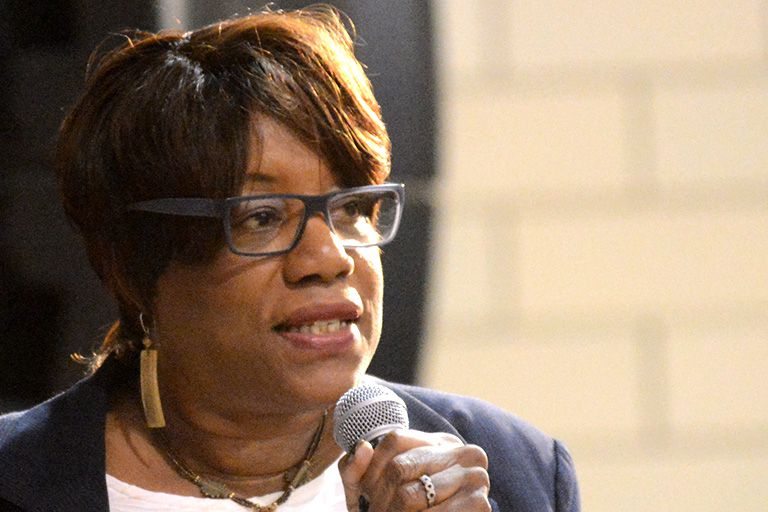 Ald. Pat Dowell (3rd)   Sun-Times file photo