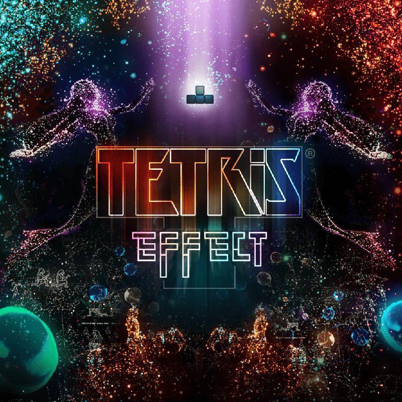 Tetris Effect cover art
