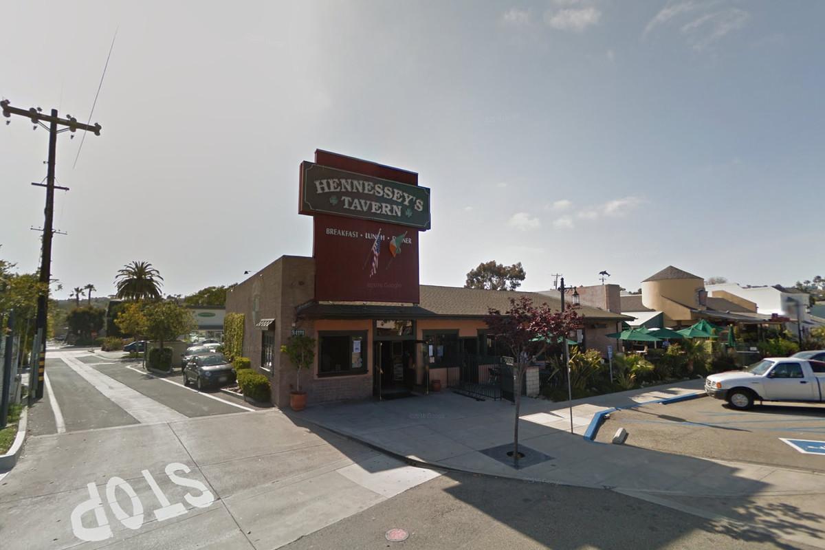 Hennessy Bar Laguna Beach