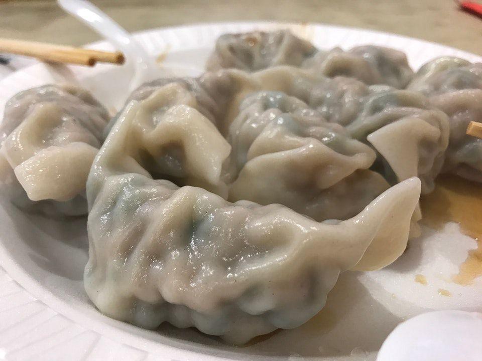 Super Taste dumplings