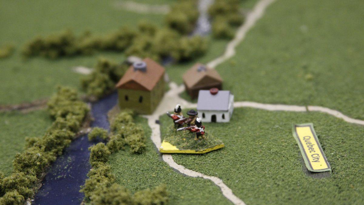 Toy soldiers: The weird and wonderful wargames from Gen Con's open