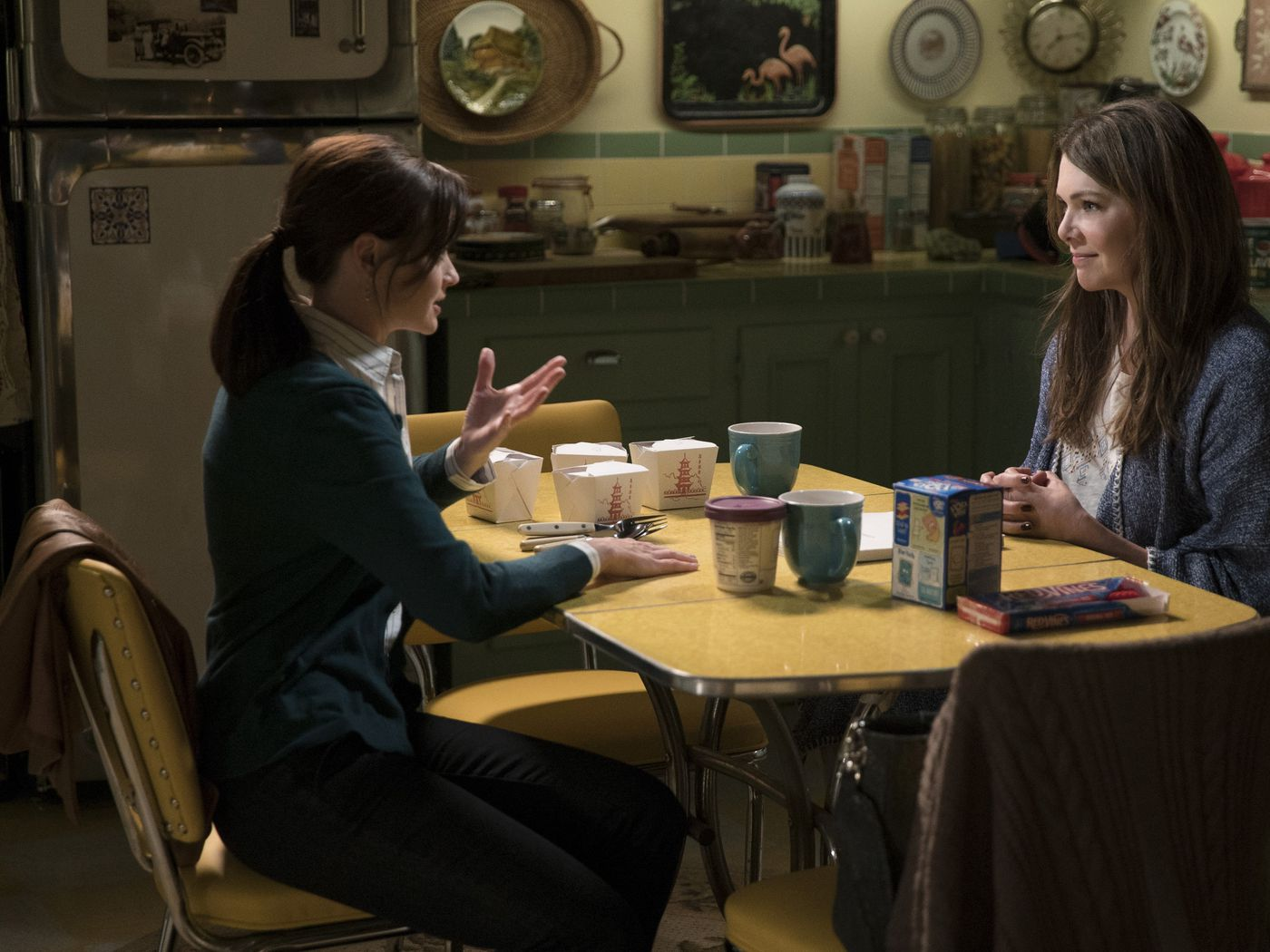 Gilmore Girls on Netflix: what you need to know about the