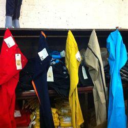 Women's crayola-colored pants
