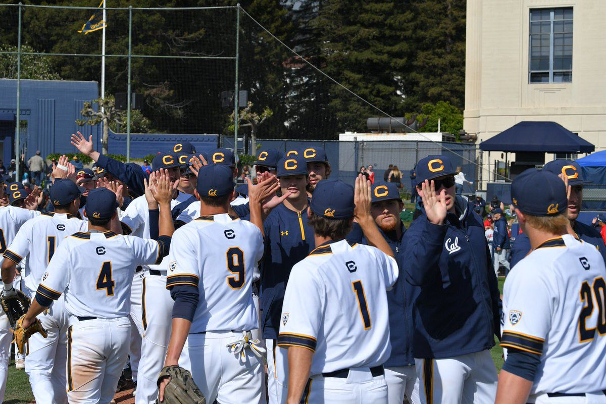 quality design 61133 4b2fa Baseball sweeps Arizona to close out home schedule ahead of ...