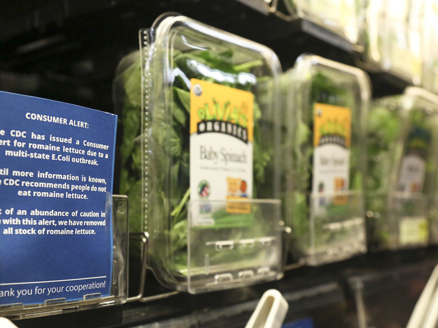Lettuce Warnings For Christmas 2021 Jay Evensen Why The Romaine Lettuce Recall Didn T Matter In The First Place Deseret News
