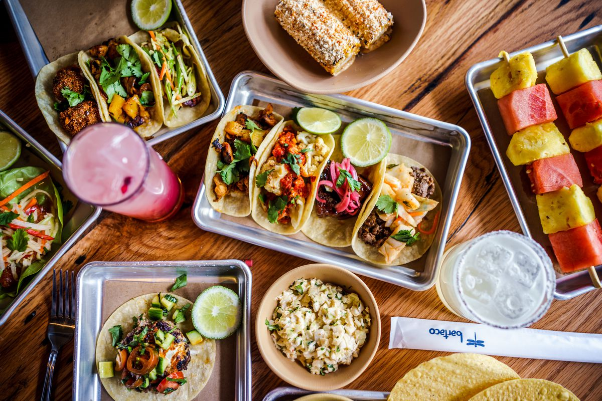 Bartaco Arrives In Boston S Seaport With Dozens Of Tacos