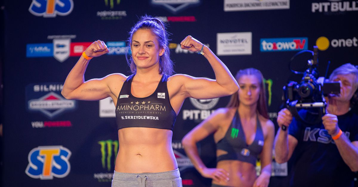 Karolina Owczarz documents her journey from pro boxing to television star and now KSW prospect thumbnail