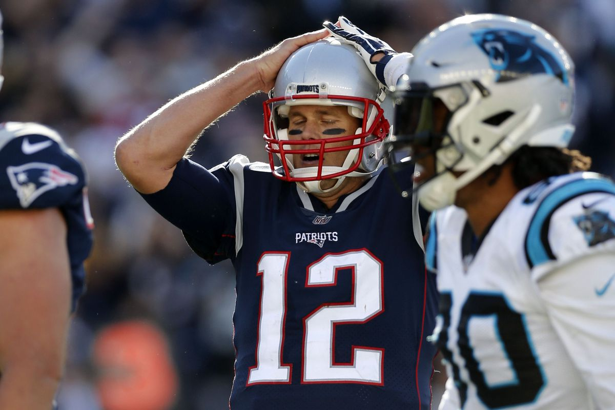 Patriots look to bounce back tonight against Bucs