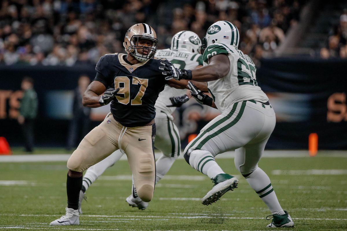 NFL: New York Jets at New Orleans Saints