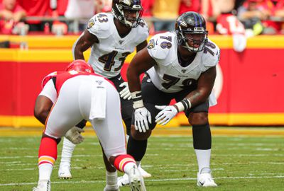 NFL: Baltimore Ravens at Kansas City Chiefs