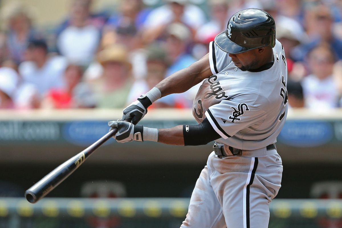 Alejandro De Aza was 3-4 with a run and the game winning RBI.