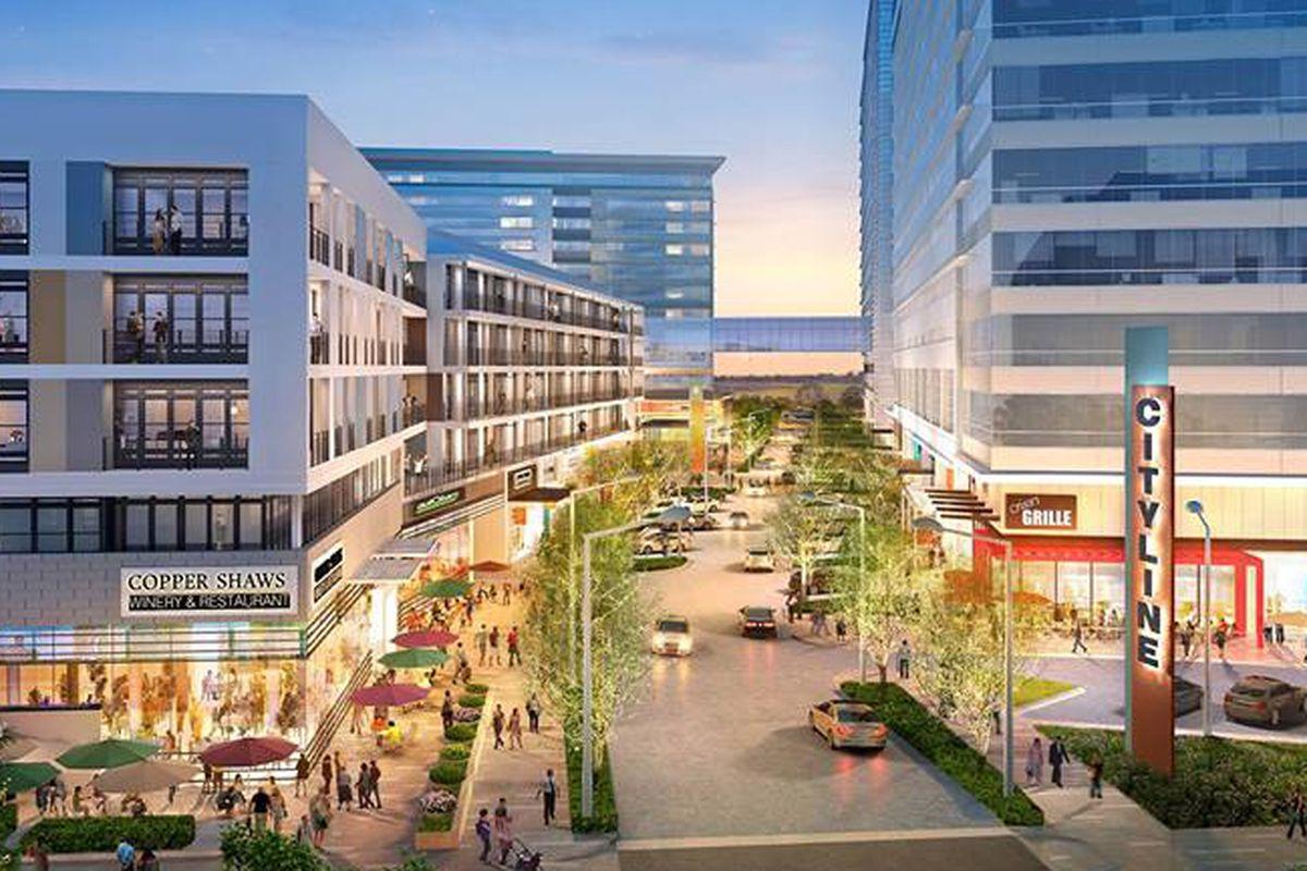 The future of CityLine.