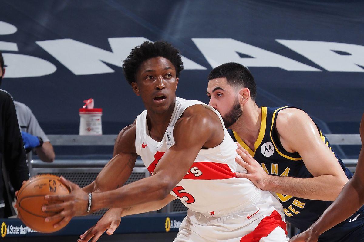 Five thoughts recap: Indiana Pacers 129, Toronto Raptors 114, Stanley Johnson