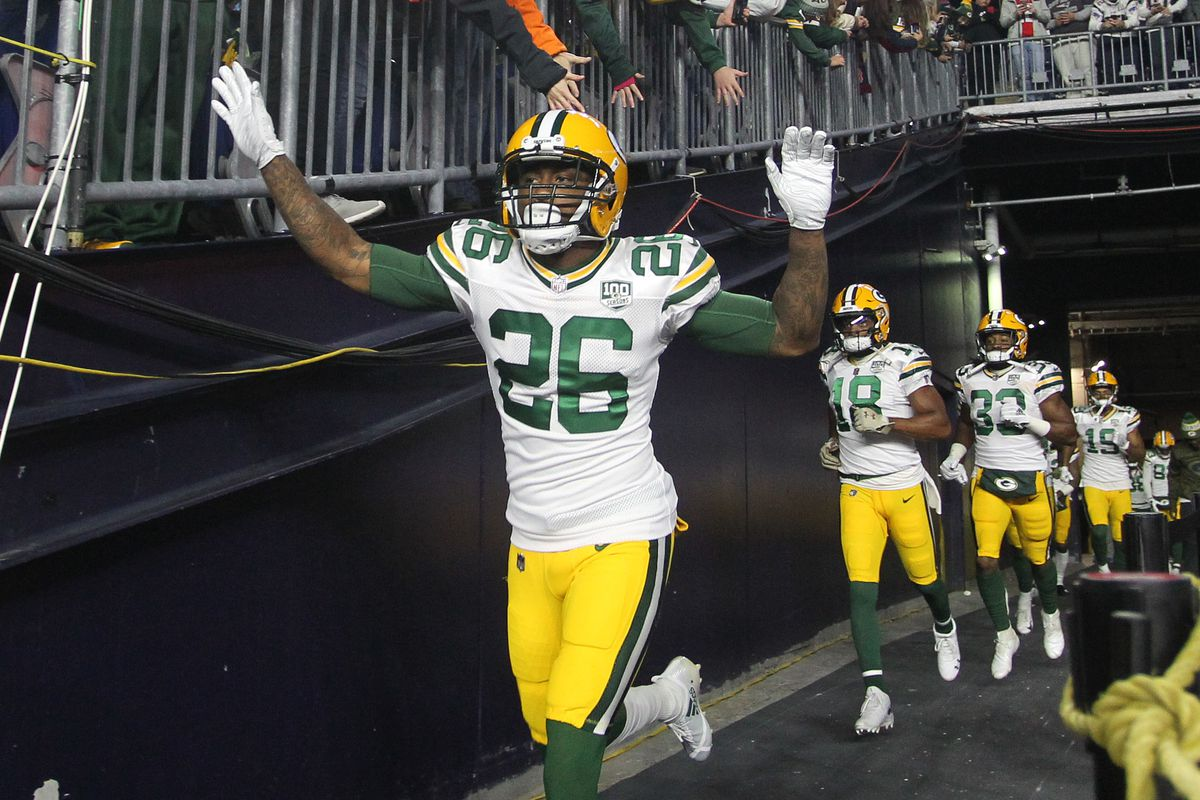 new product 750bd 49e6c Packers lose CB Bashaud Breeland to the Chiefs, per report ...