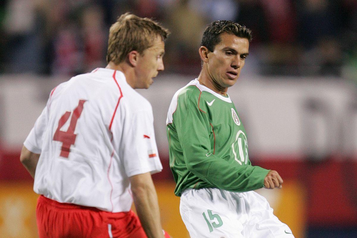 Mexico v Poland