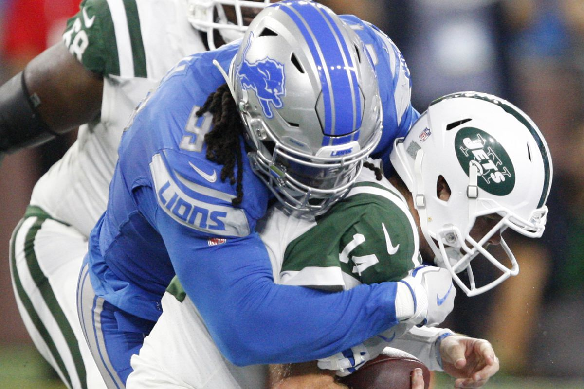 NFL: New York Jets at Detroit Lions