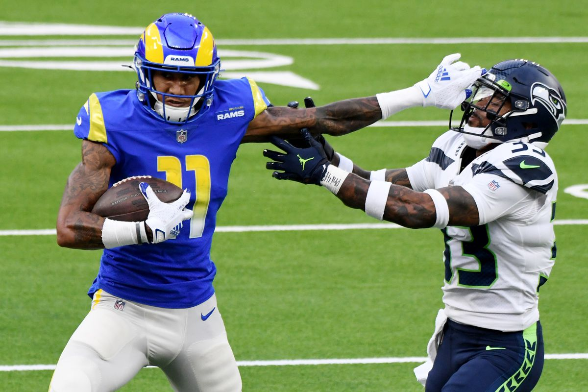 4 Less Heralded Rams Who Stepped Up To Beat The Seahawks In Week 10 Turf Show Times