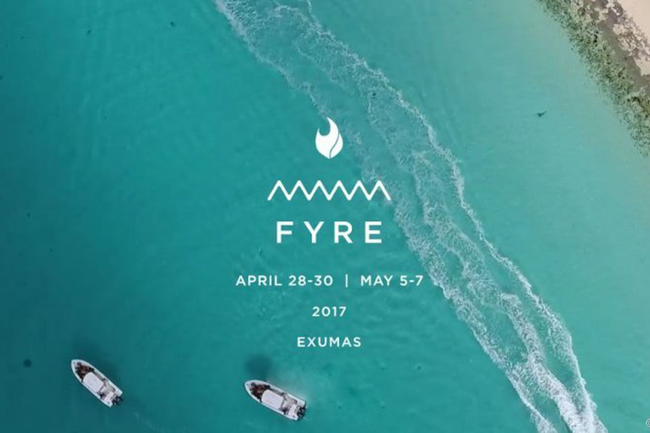 ja rule s catastrophic fyre festival gets a documentary series on hulu