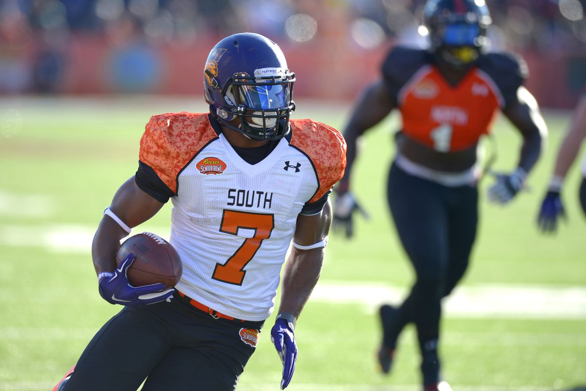 Northern Iowa running back David Johnson is one of many 2015 NFL Draft prospects we have already touched on