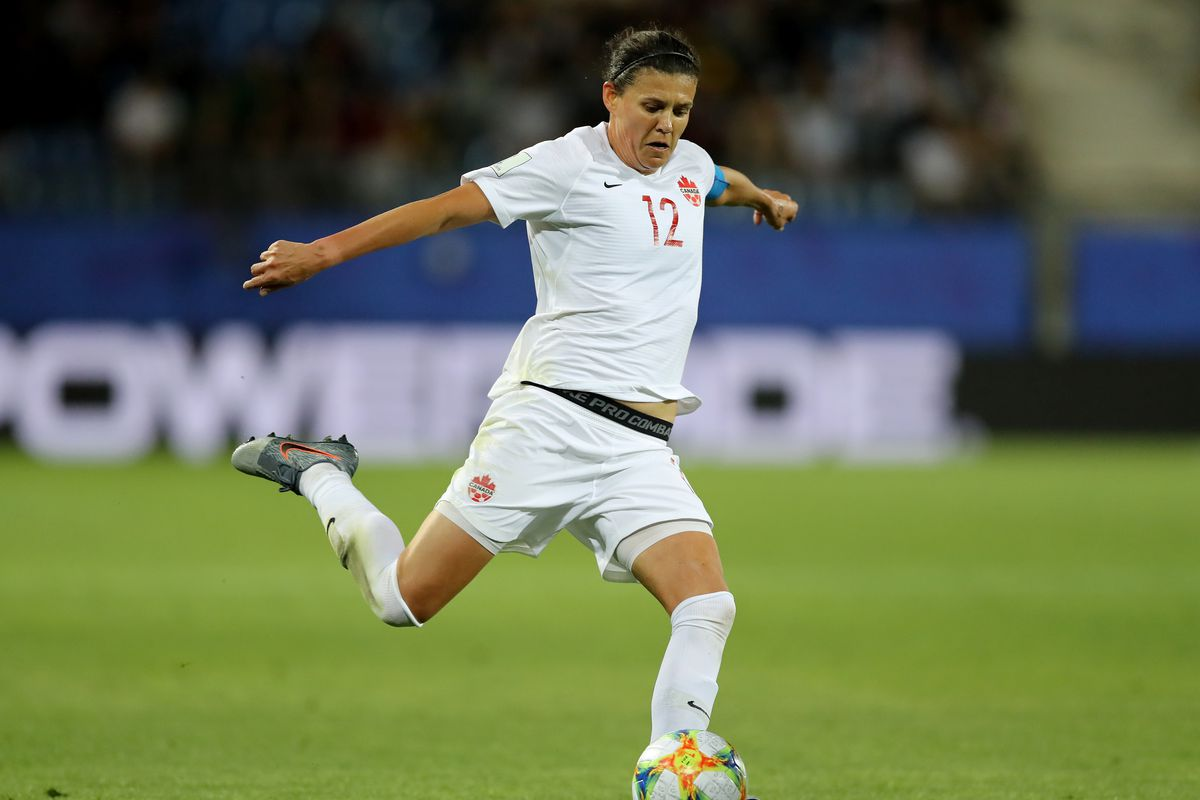 Canada v Cameroon: Group E - 2019 FIFA Women's World Cup France