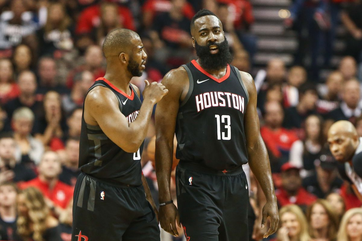 d2502d321ece Chris Paul always knew he d fit in perfectly with James Harden. Now we  know