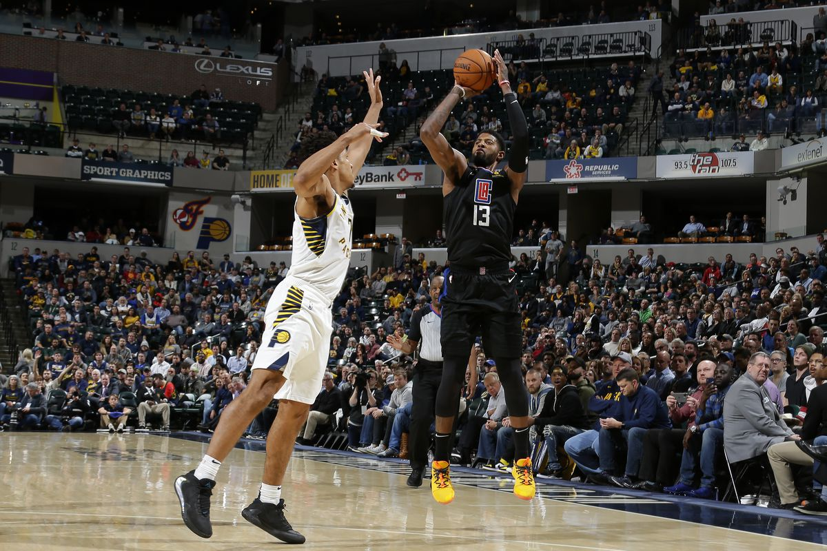 Clippers Nearly Give It Back Before Toppling Pacers, 110-99