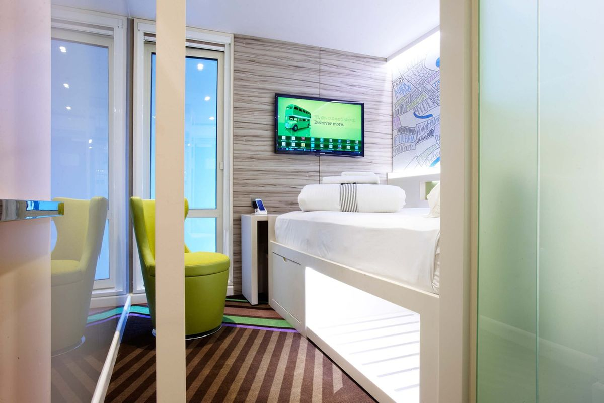 Premier Inn Hub Hotel