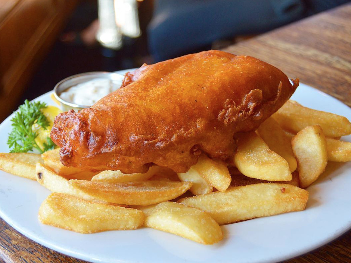 Where to catch the best fish chips in la 2017 edition for Fish chips