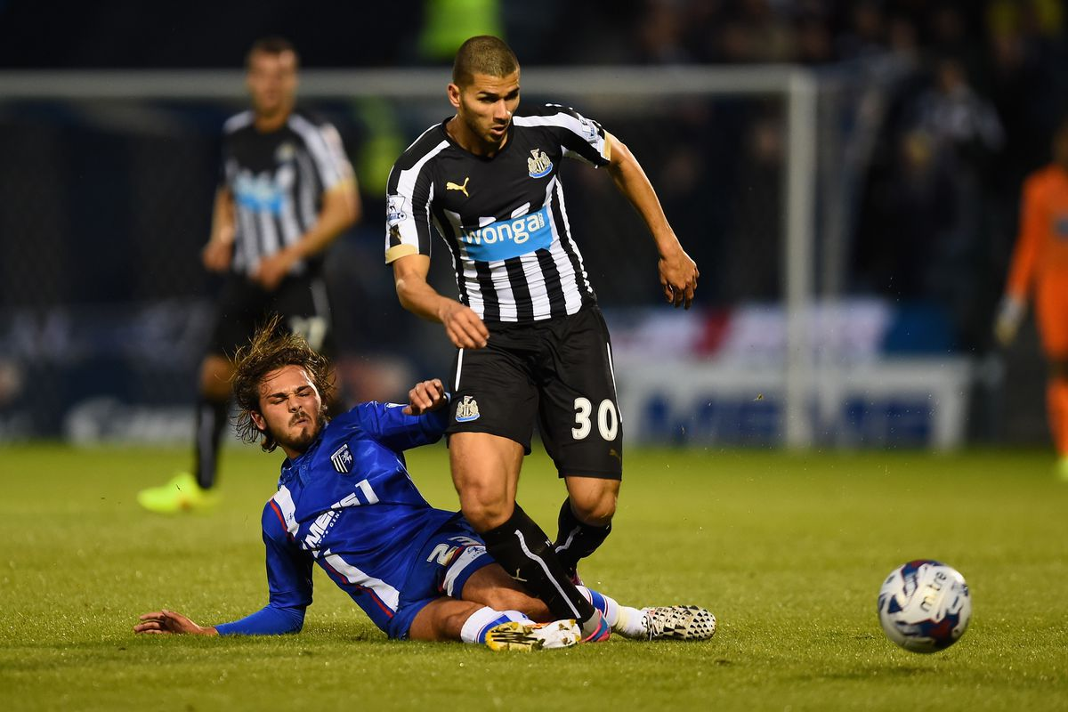 Gillingham v Newcastle United - Capital One Cup Second Round