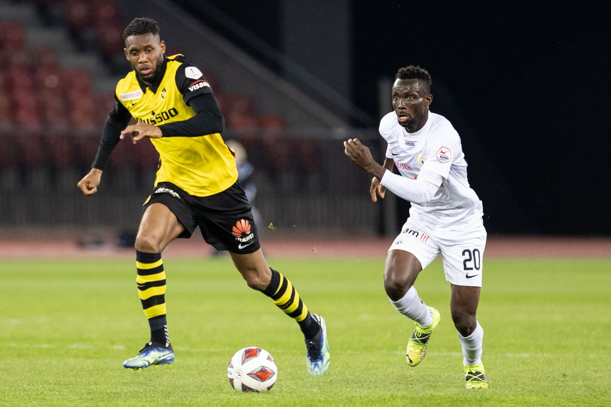 FC Zurich v BSC Young Boys - Swiss Super League
