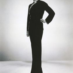 The Duchess of Windsor; photo by Man Ray